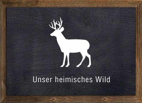 Wild aus heimischer Jagd & eigenem Jagdrevier